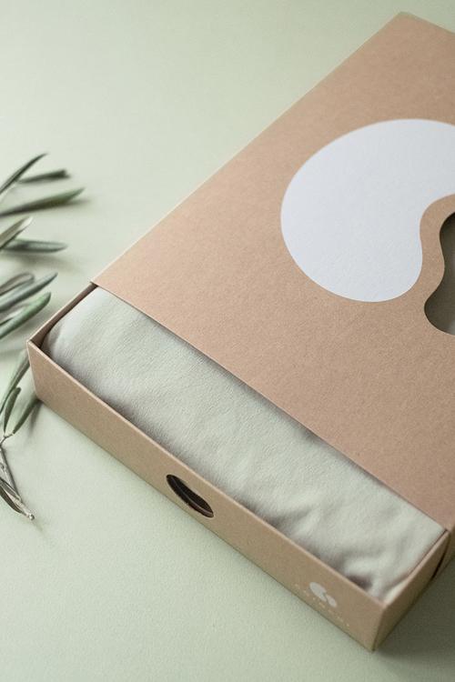 Coracor Natural Dye Olive Bärsjal