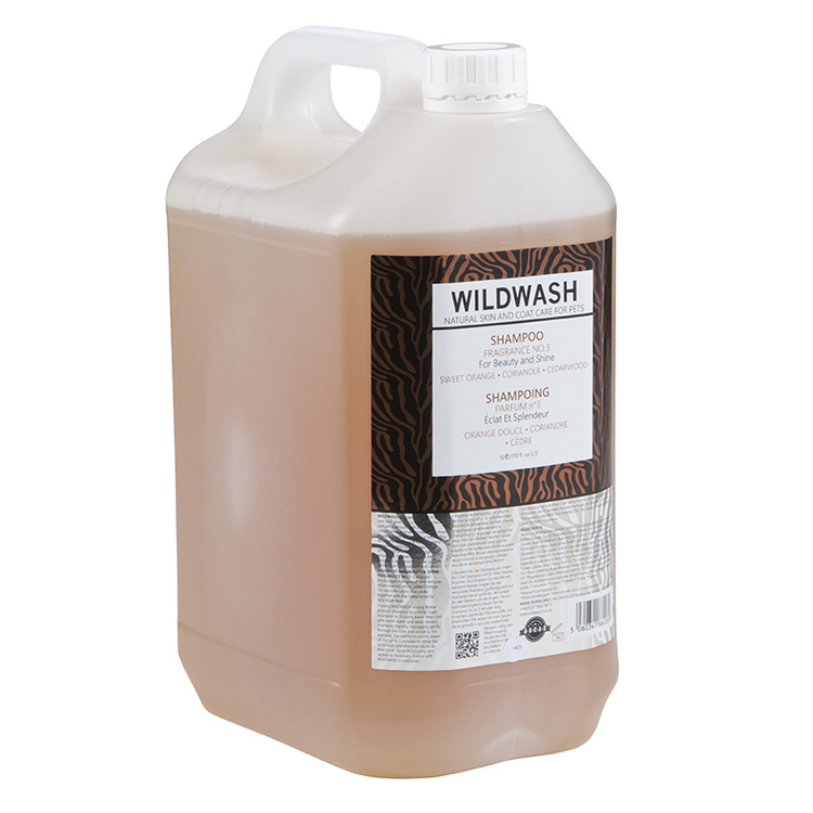 WILDWASH PRO Schampo Fragrance No.3 5L