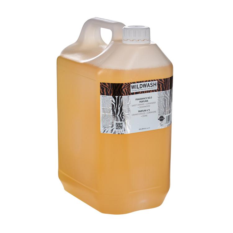 WILDWASH PRO Perfume Fragrance No.3 Finish spray för doft & boost 5L
