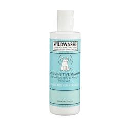 WILDWASH PET Schampo Super Sensitive - för känslig hud