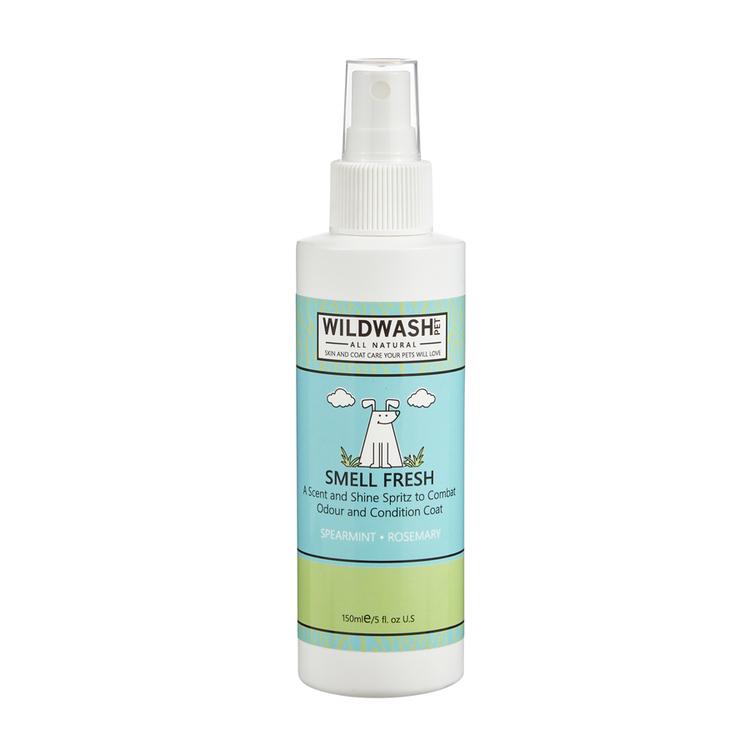 "WILDWASH PET Finish Spray ""Smell Fresh"""