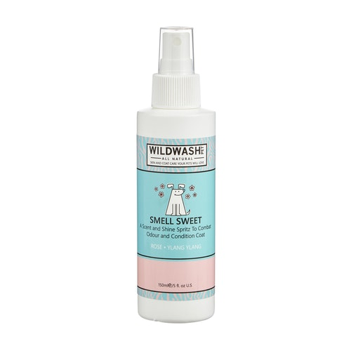 "WILDWASH PET Finish Spray ""Smell Sweet"""