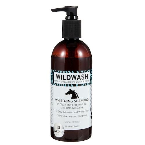 WILDWASH HORSE Whitening Schampoo - Schampoo för ljusa pälsar