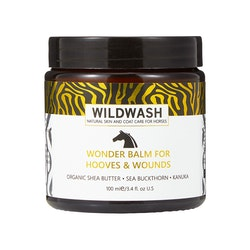 WILDWASH  HORSE Wonder Balm for Hooves and wounds - Hov & sårsalva