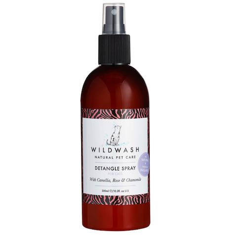 WILDWASH PRO Detangle Spray for Cats - Balsamspray