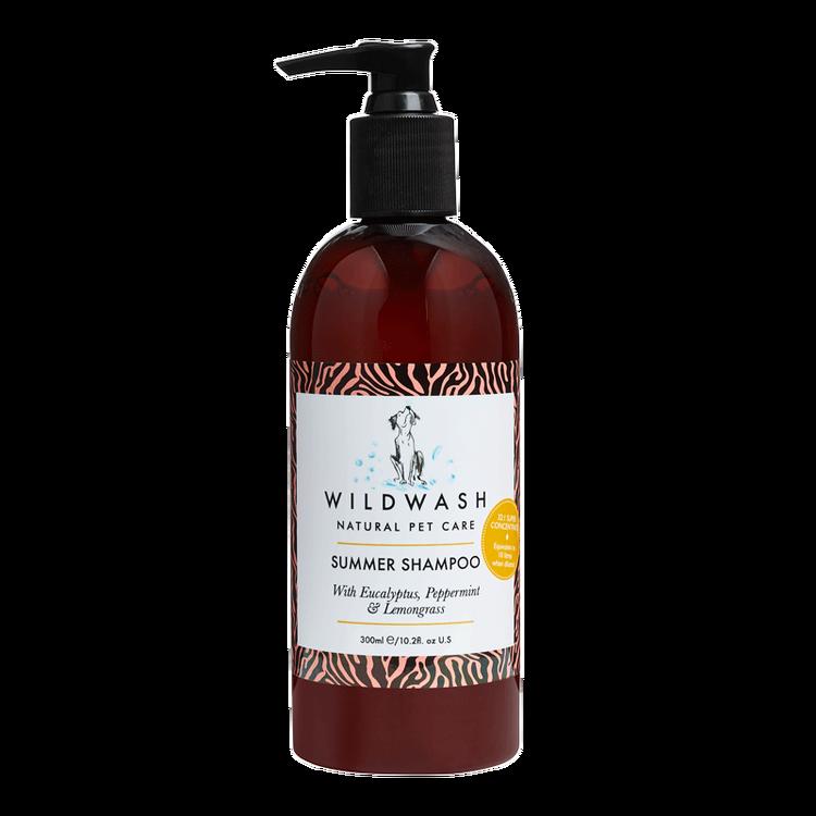 WILDWASH PRO Summer Schampo