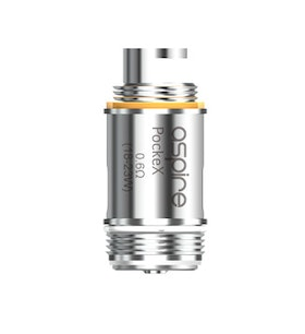 Coil ASPIRE Pockex 0,6/1,2 Ohm
