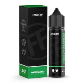 Fcukin' Flava - Freezy Pineapple  - 40ml shortfill i 60ml flaska