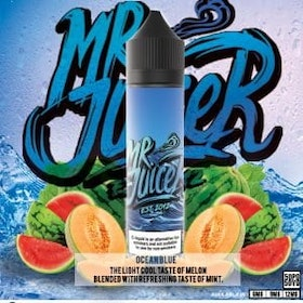 Mr Juicer Ocean Blue 50+10ml shortfill