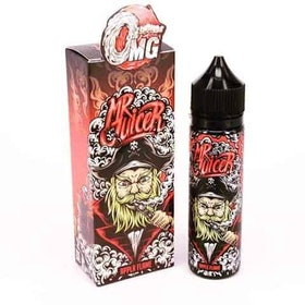 Mr Juicer Apple Flame 50+10ml shortfill