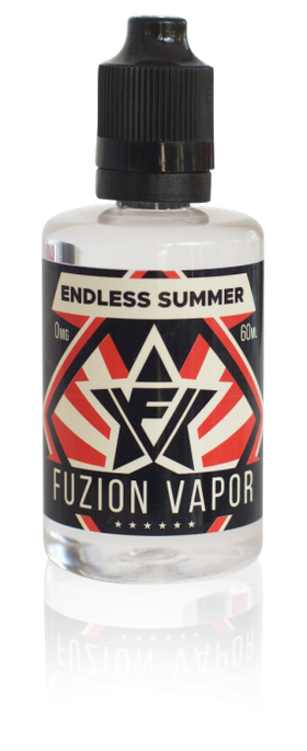 Fuzion Endless Summer 50+10ml shortfill