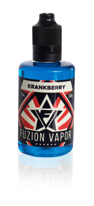 Fuzion Krankberry 50+10ml shortfill