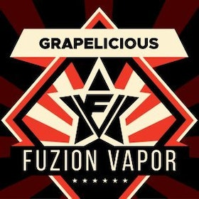 Fuzion Grapealicious 50+10ml shortfill