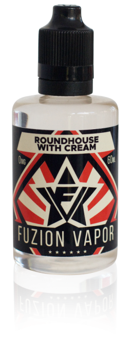 Fuzion Roundhouse with cream 50+10ml shortfill