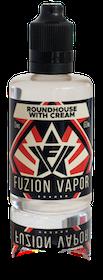 Fuzion Roundhouse with cream 50+10ml shortfill
