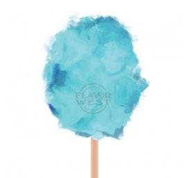 B.M. Blueberry Cotton Candy 20+10ml / 70+30ml shortfill