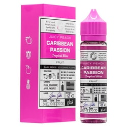 GLAS Caribbean Passion 50+10ml shortfill