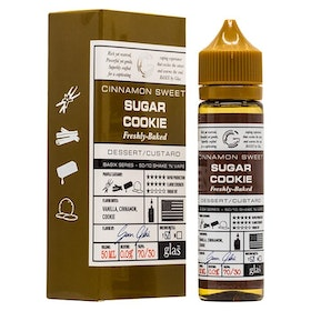 GLAS Sugar Cookie 50+10ml shortfill