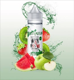 Mad Brew Watermelon Punch 50ml+