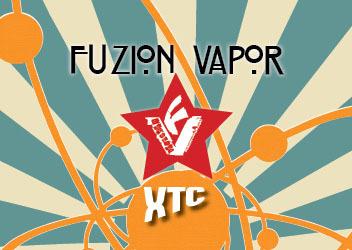 FUZION - XTC 50+10ml shortfill