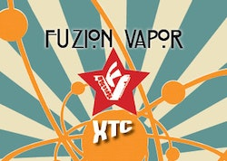 FUZION - XTC 50+10ml shortfill