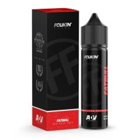 Fcukin' Flava - Fat Bull - 40ml shortfill i 60ml flaska