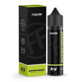 Fcukin' Flava - Smashin' Lemonade  - 40ml shortfill i 60ml flaska