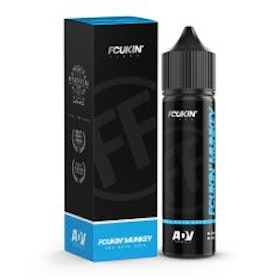 Fcukin' Flava - Fcukin' Munkey  - 40ml shortfill i 60ml flaska