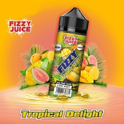 Fizzy 100ml++ Tropical delight