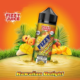 Fizzy 100ml++ Hawaiian Delight