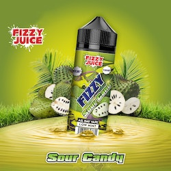 Fizzy 100ml++ Sour Candy