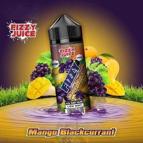 Fizzy 100ml++ Mango Blackcurrant