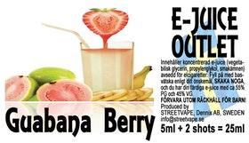 EJO 5ml ++ Guabana Berry