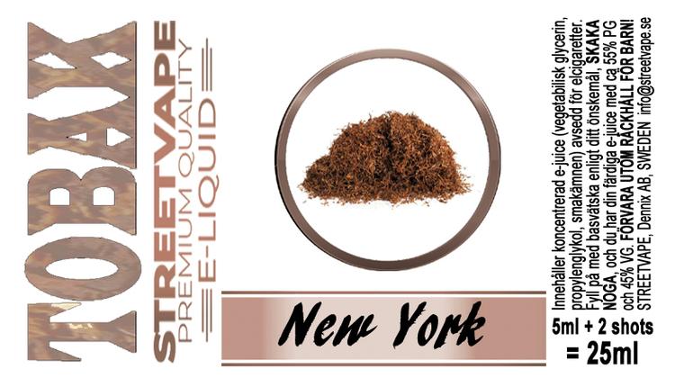 New York 5ml ++