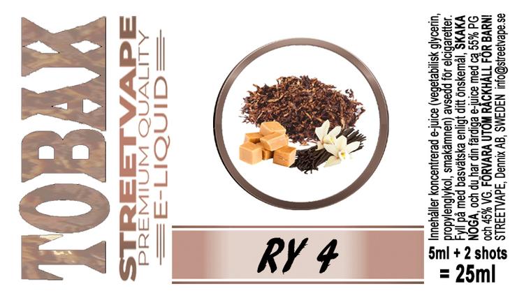RY 4 -  5ml ++