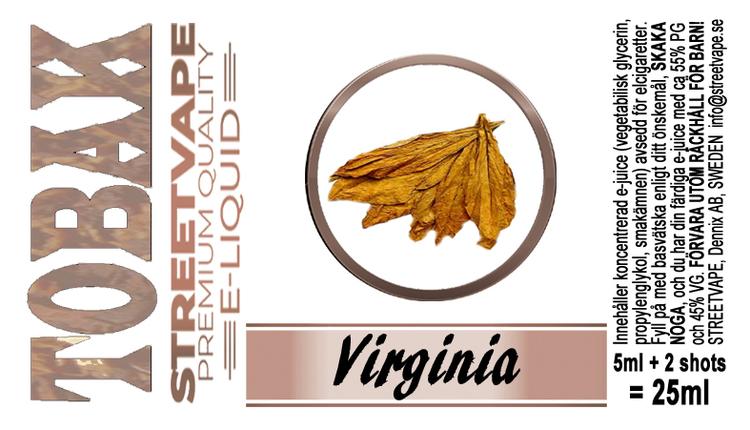 Virginia 5ml ++