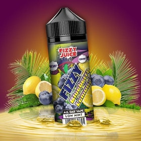Fizzy 100ml++ Blueberry Lemonade