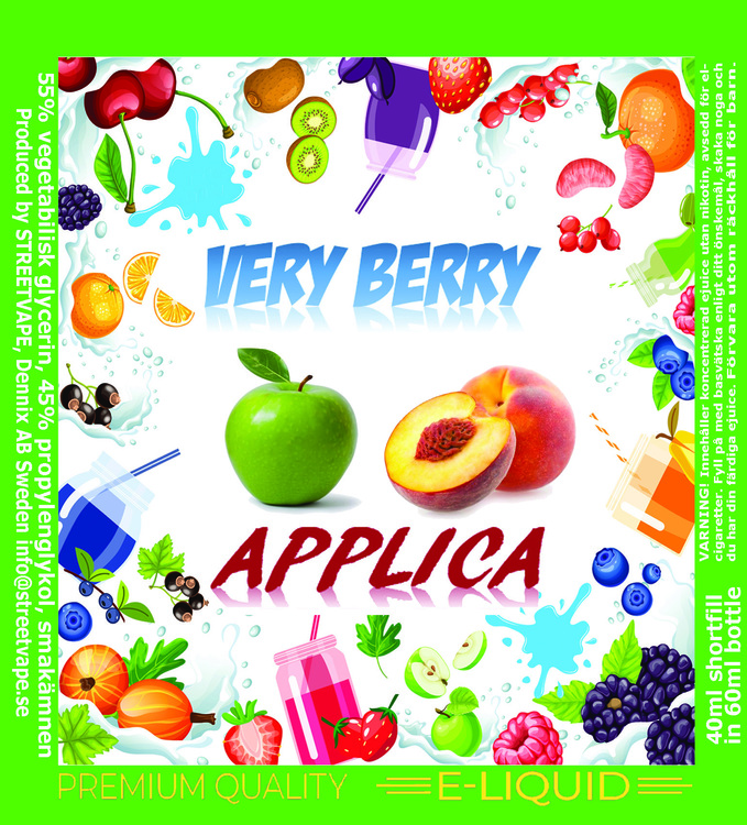 VERY BERRY - Applica