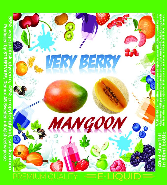 VERY BERRY - Mangoon