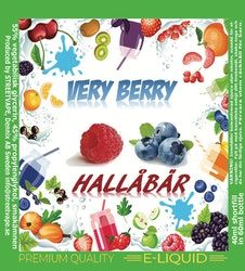 VERY BERRY - Hallåbär