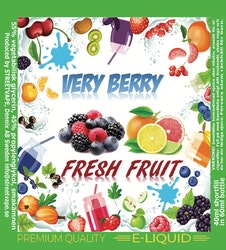 VERY BERRY - Fresh Fruit