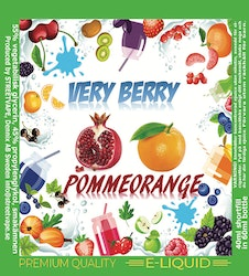 VERY BERRY - Pommeorange