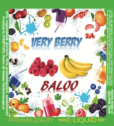 VERY BERRY - Baloo