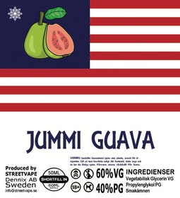 MY - JUMMI GUAVA 50ml+