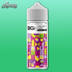 Big Tasty - 100ml++ - Citra Berry Cosmo