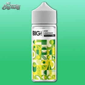 Big Tasty - 100ml++ - Kiwi Lemonade