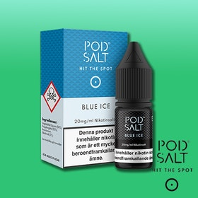 Pod Salt Core - 10ml - Blue Ice