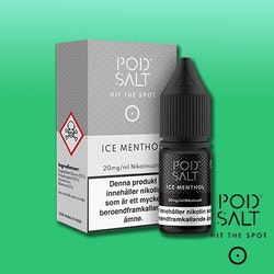 Pod Salt Core - 10ml - Ice Menthol