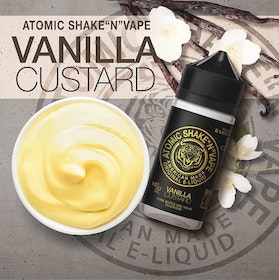 Atomic - 50ml+ - Vanilla Custard