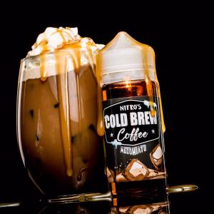 Nitro´s Cold Brew  - 100ml++ - Coffe Macchiato